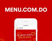Colección de proyectos | menu.com.do