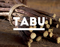 TABU licorice_ Rebranding