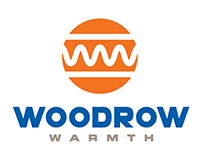 Woodrow Warmth Visual Identity
