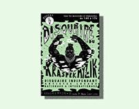 Disquaire // poster