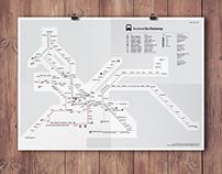 Bus Map Rovaniemi