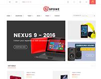 Espone – Electronics eCommerce Template