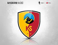 Kayserispor | logo redesign