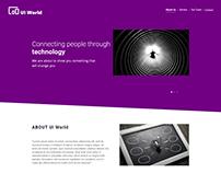 UI World POC