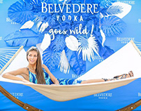 Maquillaje artístico - Fiesta Belvedere-PuroBeach 2017