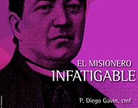 """Biografías """"Claretianos de ayer y hoy"""""""
