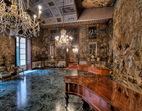 Interior Photography - Palazzo Mirto