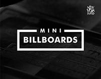 Mini Billboards