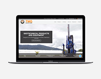 Website Desing | TMG Manufacturing