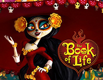 La Muerte Cosplay - The Book Of Life