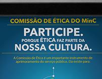 Ministério da Cultura - Comissão de Ética do MinC