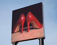 Commercial Posters/ Shoes/ Branding/ Advertisement
