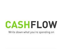 UI/UX Practise 001 - CashFlow