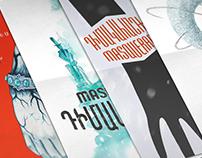 Դիմակահանդես | Masquerade | Posters