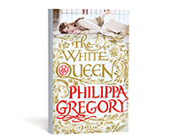 Philippa Gregory - The White Queen Book Cover