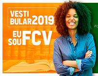 Vestibular FCV 2019 - Conceito Aprovado.