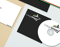 Branding + Advertisement CARGO BAZAR . PK