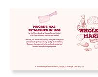 Moores Meat Website