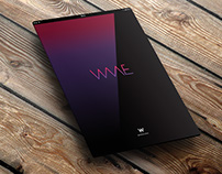 Waves Restaurant W Hotel App Design
