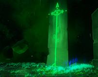 GRAVE - 3D GAME ENVIRONMENT