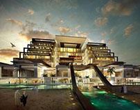 Kuwait hotel.