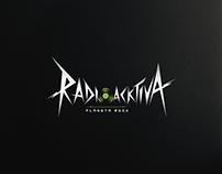 Logo Design & Branding-Radioacktiva