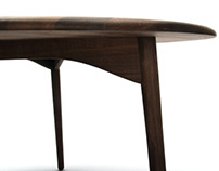 Riverstone dining table