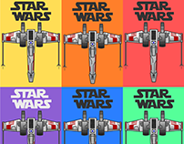 X-Wings: In Color