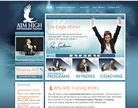 Aim High Empowerment Website
