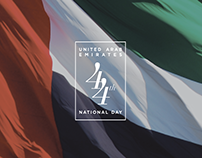 UAE 44th National Day Identity