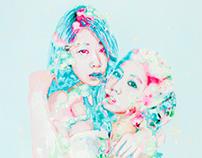 Two Flowers (Sisterhood)