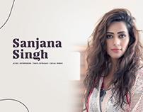 Sanjana Singh | Official Logo