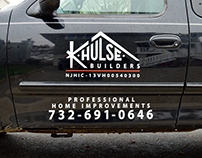 K. Hulse Builders Brand I.D.