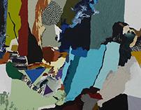 Martin Kiman recent paintings