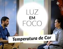 Temperatura de Cor - Luz em Foco