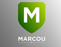 Marcou de placa - sports' blog logotype