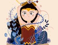 Always growing and fighting | Wonder Woman