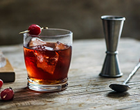 Wild Turkey Cocktails - Imagery Showcase
