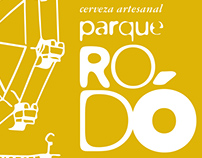 "Diseño de Etiqueta de Cerveza Artesanal (""Parque Rodó"")"