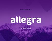 Ski travel agency - rebranding