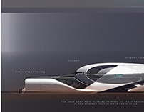 Cosmos Concept Vehicle design
