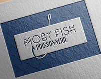 Logo Moby Fish