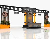 Metal & steel gate 2013