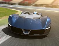 Chevrolet Monza SS   GM Sponsored