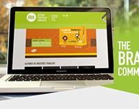 Dux Desktop Website 2011