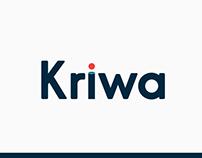 Brand Identity - Kriwa