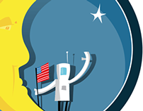 Tidsmaskinen: Animated badges