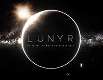 Lunyr Landing Page