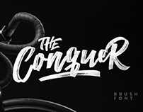 The Conquer Typeface