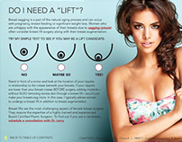 Breast Augmentation Guide - Dr. S. Larry Schlesinger